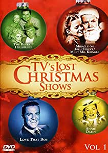 TV's Lost Christmas Shows Collection: Vol. 1
