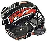 Bernie Parent Signed Philadelphia Flyers Mini Goalie Mask - JSA Certified - Autographed NHL Mini Helmets