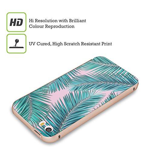 Officiel Mark Ashkenazi Palmier Vie De Banane Or Étui Coque Aluminium Bumper Slider pour Apple iPhone 5 / 5s / SE