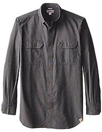 Carhartt mens Fort Solid Long Sleeve Shirt-big/tall