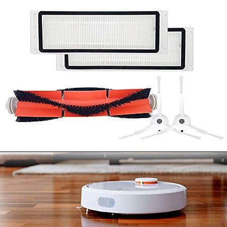 lzndeal Xiaomi Vacuum Cleaner, mi, Robot aspirador robot Barredora ...