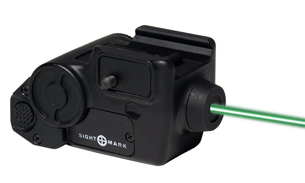 Sightmark Triple Duty Compact Laser Sight Green
