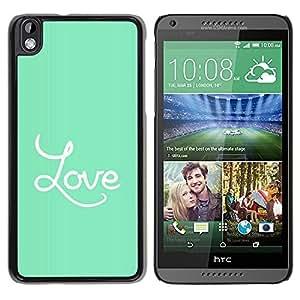 TopCaseStore / la caja del caucho duro de la cubierta de protección de la piel - Headphones White - HTC DESIRE 816