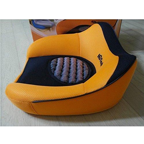 Hutech Ht-6210 Fit up Cushion Posture Pelvic Correction Diet Cushion / Orange by Hutech Ht-6210 Fit up Cushion