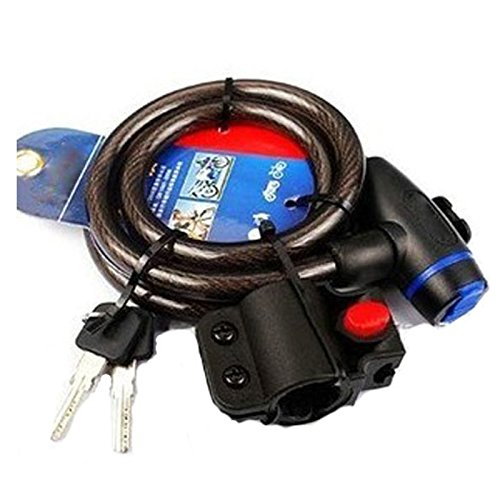 Universal Bike Anti-theft Chain Lock Bicycle Accessories Professional Cable Lock