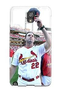 Rolando Sawyer Johnson's Shop Best st_ louis cardinals MLB Sports & Colleges best Note 3 cases