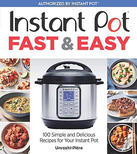 Fully authorized by Instant Pot—brand new recipes from the best-selling author of Indian Instant Pot Cookbook and The Keto Instant Pot CookbookIndian Instant Pot Cookbook by Urvashi Pitreis already one of the top-selling cookbooks in its category...