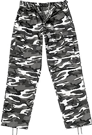 Amazon.com  Camouflage Military BDU Pants 67dae18e122