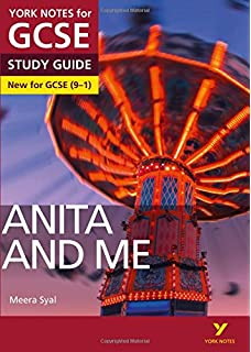 Anita and me (grades 9–1) york notes gcse revision study guide.