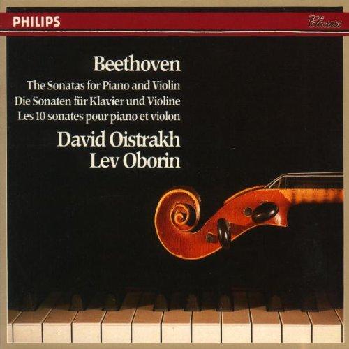 Beethoven: 10 Violin Sonatas                                                                                                                                                                                                                                                    <span class=