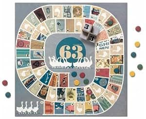 Juegos did cticos juego de la oca juguetes y juegos - La oca juego de mesa ...
