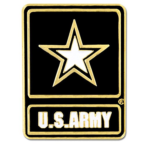 PinMart's U.S. Army Logo Military Star 1