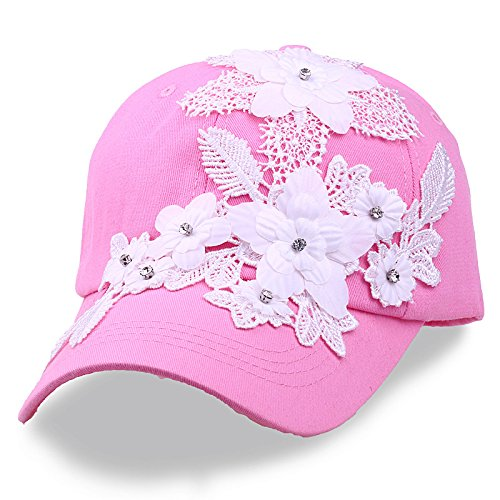 Net Studded - Deer Mum Ladies Denim Jean Campagne Bling Bling Net/Swan Pattern Cowboy Ajustable Baseball Cap (B-Butterfly)