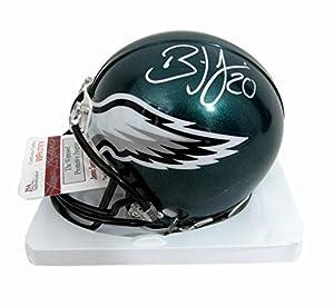 Brian Dawkins Philadelphia Eagles Signed/Autographed Mini Helmet JSA 130886