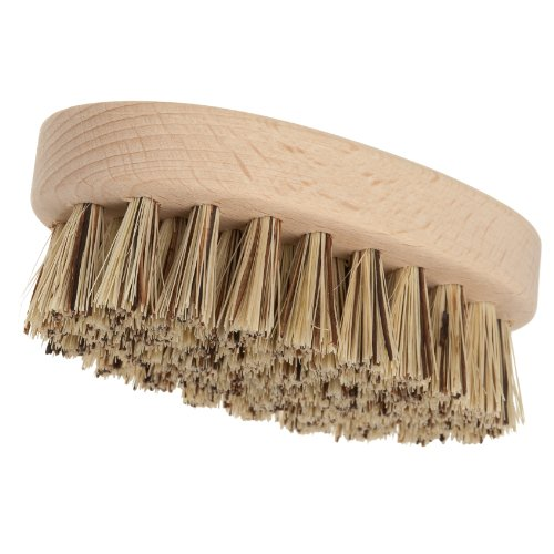 Redecker Mussel Brush with Natural Beechwood Handle, 3-3/4-Inches, Set of 2 by REDECKER (Image #3)'