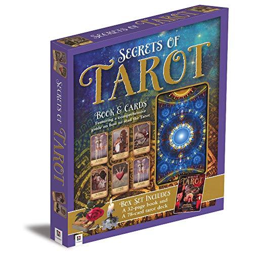 Secrets of Tarot Hardcover – 1 January 2017