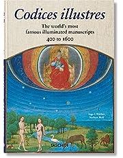 Codices illustres. The world's most famous illuminated manuscripts 400 to 1600