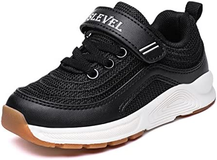 SLEVEL Lightweight Casual Fashion Sneakers Walking Shoes for Kids Boys Girls Toddler