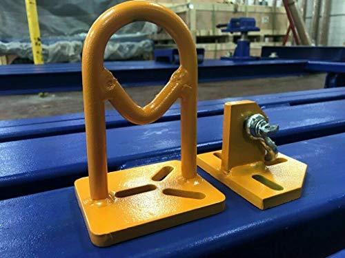 MO CLAMP Style Door JAMB Post Puller 5616 + Hinge Plate 5623 Heavy Duty by 5 Star (Image #9)