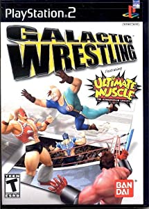 Galactic Wrestling Ultimate Muscle - PlayStation 2