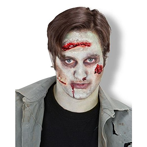 Fancy Face Paint Color Halloween Scars And Gashes Fx Appliance -