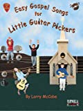 img - for Easy Gospel Songs for Little Pickers with CD book / textbook / text book