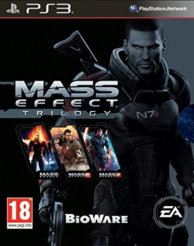 Mass Effect Trilogy (Playstation 3) [importación inglesa]: Amazon ...