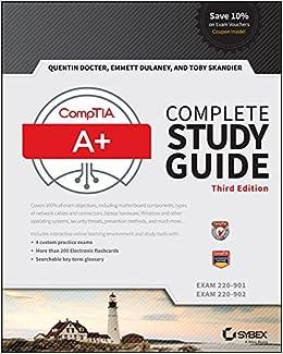 Comptia A+ Complete Study Guide: Exams 220-901 and 220-902: Amazon.es: Quentin Docter, Emmett Dulaney, Toby Skandier: Libros en idiomas extranjeros