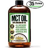 Artizen 100% Pure MCT Oil (Contains C8 and C10) – 35 Ounces