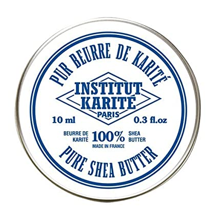 INSTITUT KARITE 100%Pure Shea Butter シアバター(No Fragrance)10ml