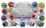 2018 Gold Rush Autographed Mini Helmet Football