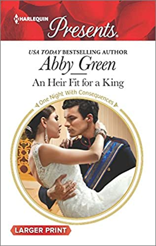book cover of An Heir Fit for a King