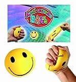 Funny Face Stress Ball - - Girls / Girl / Boy / Boys / Child / Children / Kid Best / Popular/ Top Selling Stocking Filler Ideas Toys / Games