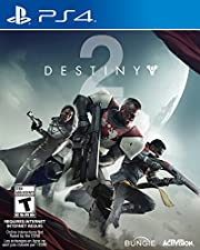 Destiny 2 - Playstation 4 (Bilingual) - Standard Edition