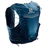 Salomon Adv Skin 12 Set Hydration Stretch Pack, Poseidon/Night, Medium