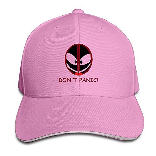 Deadpool 2 Tim Miller Baseball Cap Sandwich Peaked (Gumby Hat)
