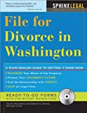 File for Divorce in Washington, Tara K. Richardson and Edward A. Haman, 1572485221