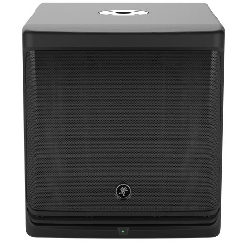 Mackie DLM12S 2000W 12-Inch Powered Subwoofer by Mackie