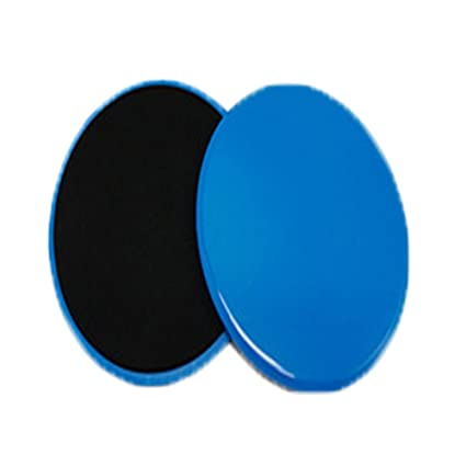 a4d749ec606e Exercise Gliding Discs Dual Sided Carpet Hard Floors Sliders for Home Gym  Dance Workout Pilates Muscle