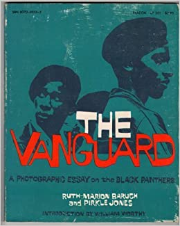 Vanguard: A Photographic Essay on the Black Panthers: Ruth