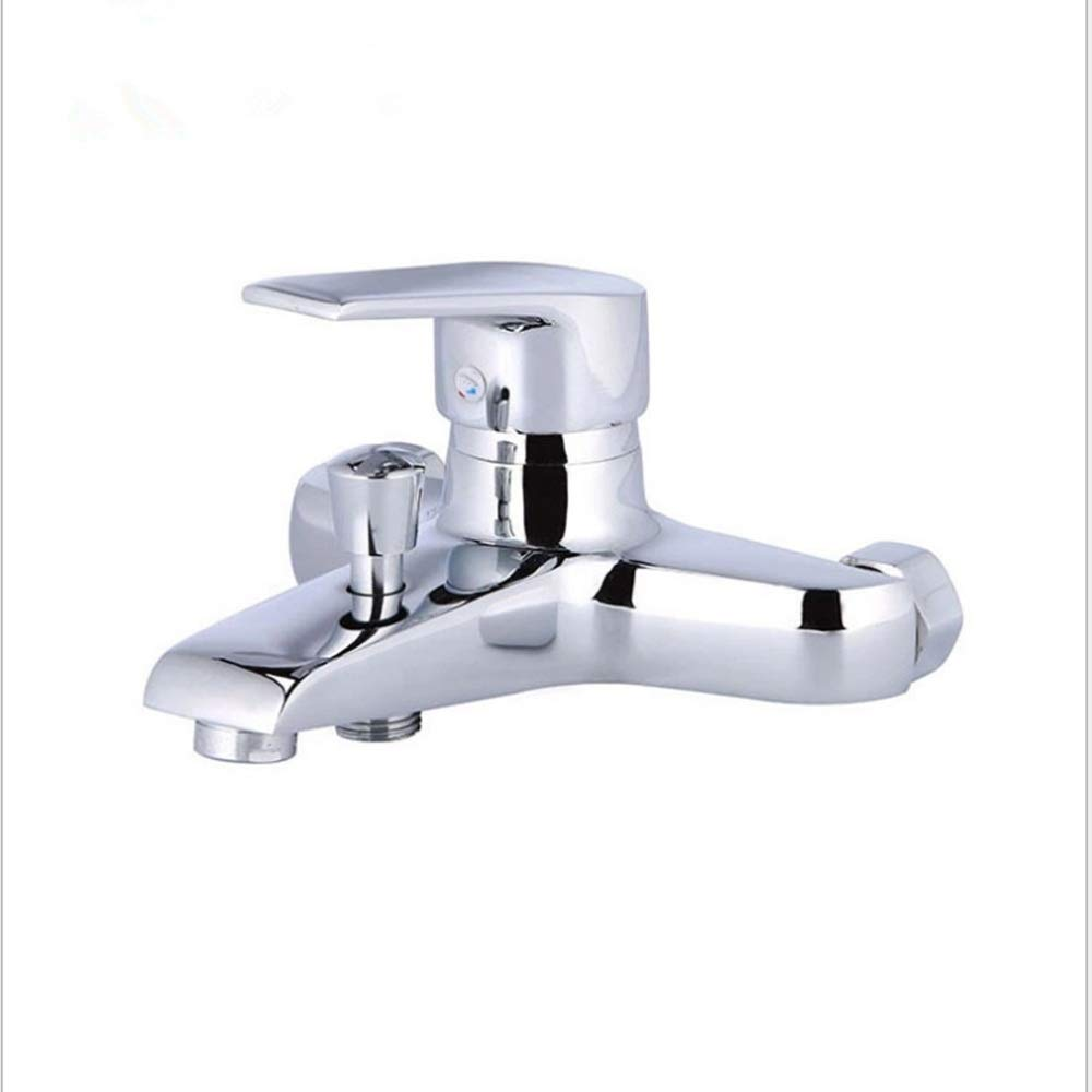 Baoffs-how Modern Bathroom Sink Mixer Tap Healthy And Environment-friendly, All-copper Triplex Cold And Hot Water Bath Faucet. for Washroom Vanity Sink Faucet