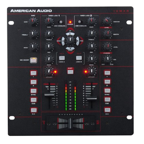 audio mixer 10 channel - 6