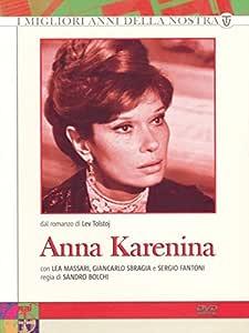 Anna Karenina [Italia] [DVD]: Amazon.es: Massari Lea