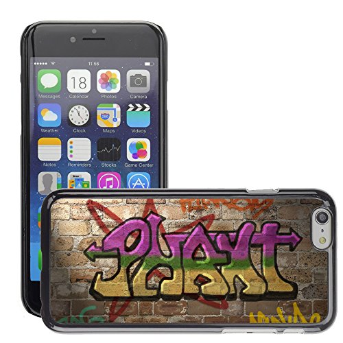 "Premio Sottile Slim Cassa Custodia Case Cover Shell // V00002334 Graffiti wall // Apple iPhone 6 6S 6G 4.7"""