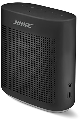 Bose SoundLink Color II Bluetooth Speaker, Soft Black, with Portable Hardshell Travel Case by Bose (Image #3)