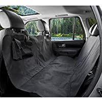 SALE - Lifewit Dog Seat Cover for Cars with Carrying bag, Waterproof Anti-slip Black