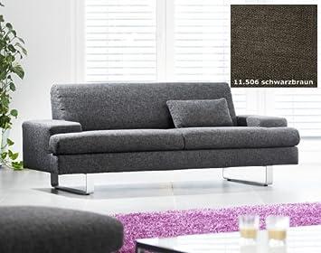 Ak 644 3er Sofa Aus Dem Hause Rolf Benz Mit Kufen Stoff 11506