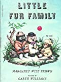 Little Fur Family, Margaret Wise Brown, 0590044664