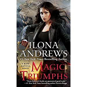 Free Download Magic Triumphs (Kate Daniels) Book PDF