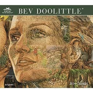 Bev Doolittle - 2014 Calendar